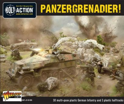 Panzergrenadiers!