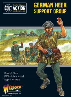 Deutsches Heer - Unterstützungs Trupp