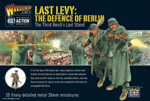 Das letzte Aufgebot. Die Verteidigung Berlins