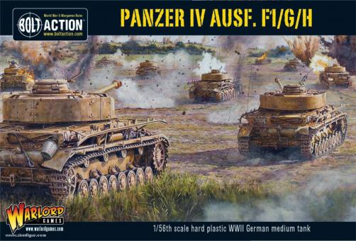 Panzer IV Ausf.F1/G/H