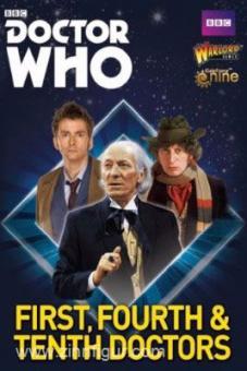 Der erste, vierte & zehnte Doctor - Dr. Who
