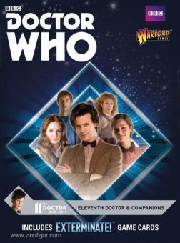 Der 11. Doctor mit Begleitern - Doctor Who