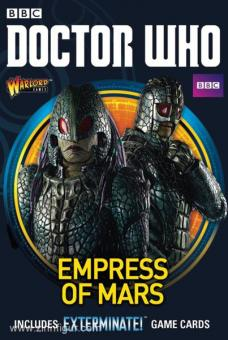 The Empress of Mars - Doctor Who