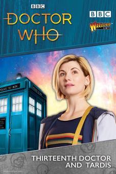 Der 13. Doctor & TARDIS