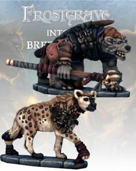 Gnoll Tracker & War Hyena