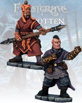 Mönch & Mystischer Krieger
