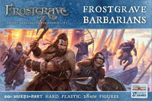 Frostgrave Barbaren