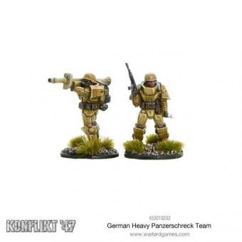 Deutsches Schweres Panzerschreck Team