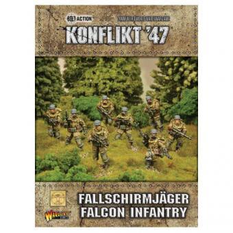 Fallschirmjäger Falcon Infantry