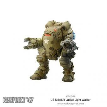 US Jackal Walker