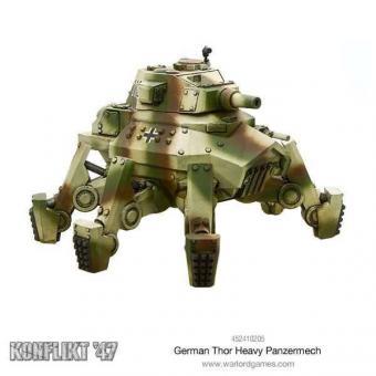 Thor Heavy Panzermech