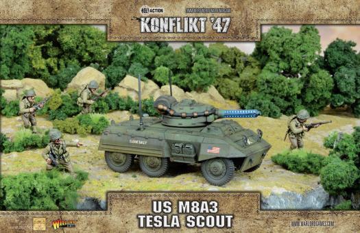 M8A3 Tesla Scout