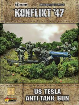 US Tesla Panzerabwehrkanone