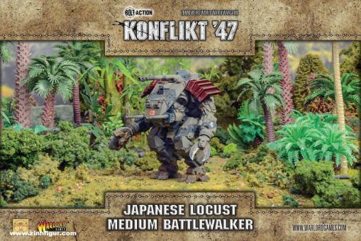 Japanischer Locust Medium Battlewalker