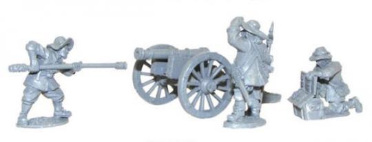 Pike & Shotte Leichtes Geschütz