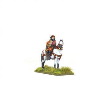 Söldner-Hauptmann zu Pferd - Religionskriege