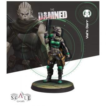 Val'n Dorr - The Damned