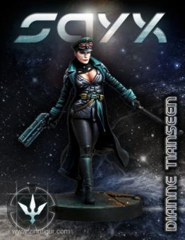 Sayx Hero Dianne Tianseen