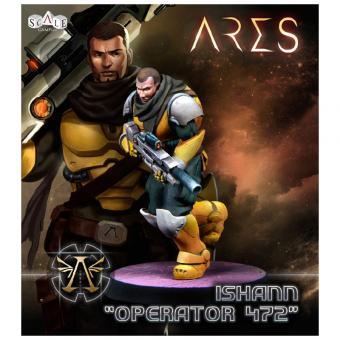 "Ares Hero Ishann ""Operator 472"""