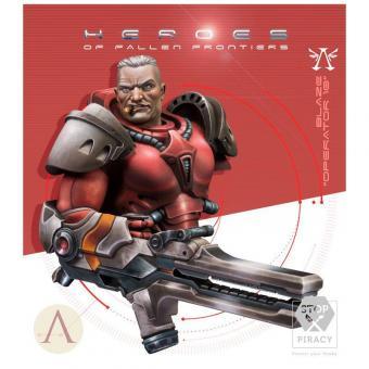 Blaze Operator 10