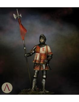 Kastilischer Standartenträger
