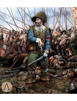 Spanischer Musketier - Rocroi, 1643