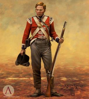 "Soldat - Coldstream Guards - 1815 - ""Keith Rocco Collection"""
