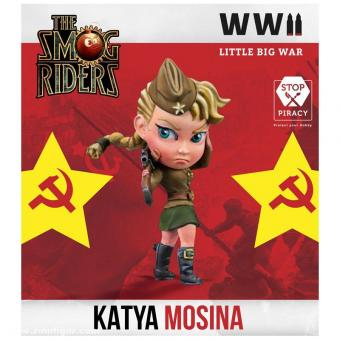 Katya Mosina - Sowjetische Scharfschützin