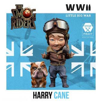 Pilot Harry Cane