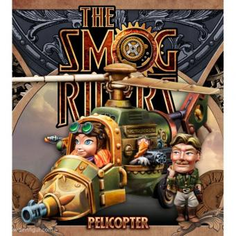 Pelikopter - Smog Riders