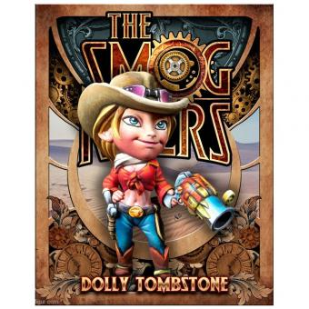 Dolly Tombstone - The Smog Riders
