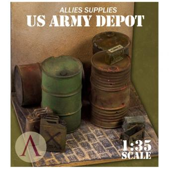 US Army Depot