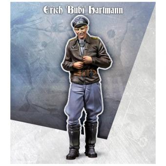 """Erich """"Bubi"""" Hartmann"""