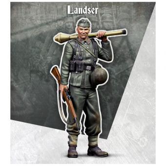 Landser - Wehrmacht Soldier
