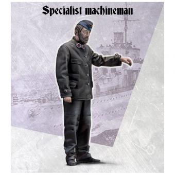 Specialist Machineman