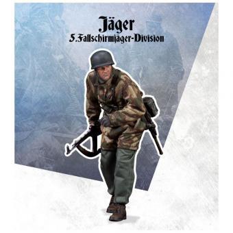 Soldat - 5. Fallschirmjäger-Division