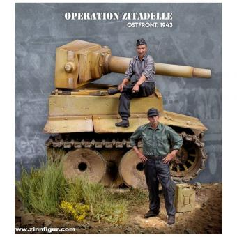 Panzersoldaten - Operation Zitadelle - Ostfront 1943