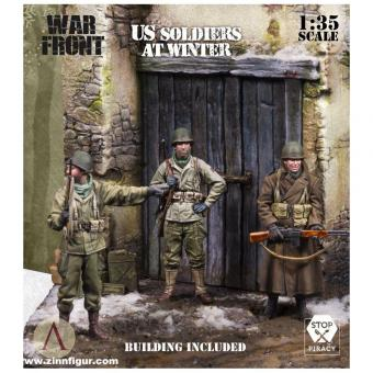 US Soldaten im Winter