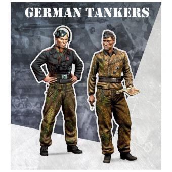 Deutsche Panzersoldaten