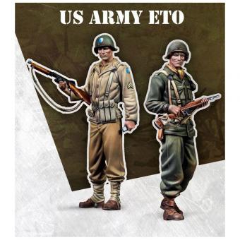 US Army Soldaten in Europa