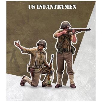 US Infanteristen