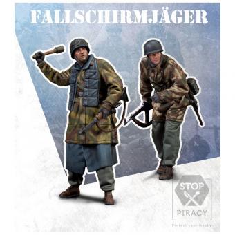 German Fallschirmjägers