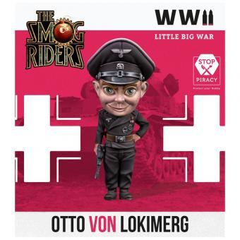 Otto von Lokimerg - WWII Smog Riders