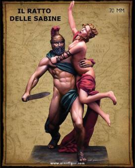 Der Raub der Sabinerinnen (Römische Mythologie)