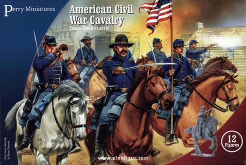 Amerikanischer Bürgerkrieg Kavallerie