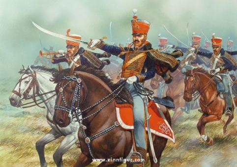 Britische Husaren 1808-15