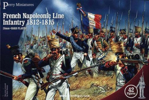 Französische Linieninfanterie 1812-15