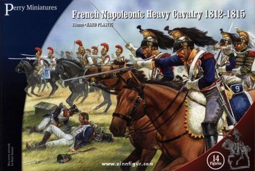 Französische Schwere Kavallerie 1812-15