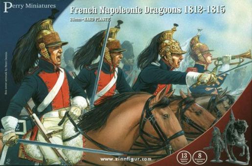 Französische Dragoner 1812-1815