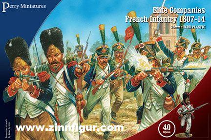 Elite Kompanien - Frz. Infanterie - 1807-14